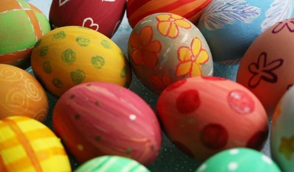 Рисувани яйца за Великден