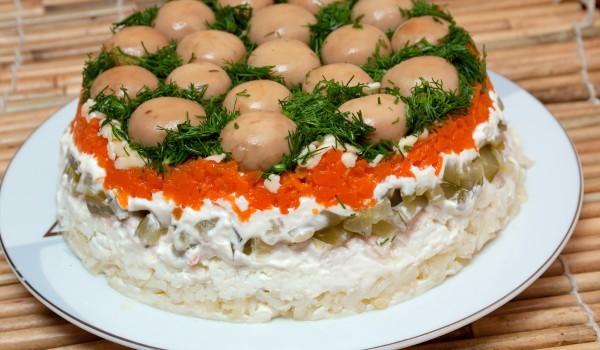 Солена торта с картофи и сирене
