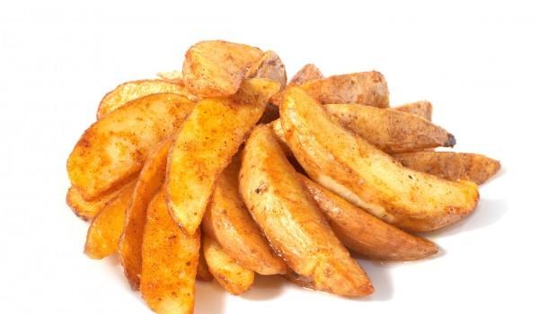Червени сладки картофи