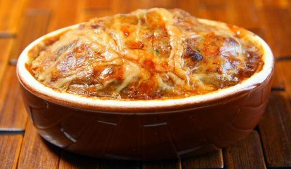 Леберкез с картофи