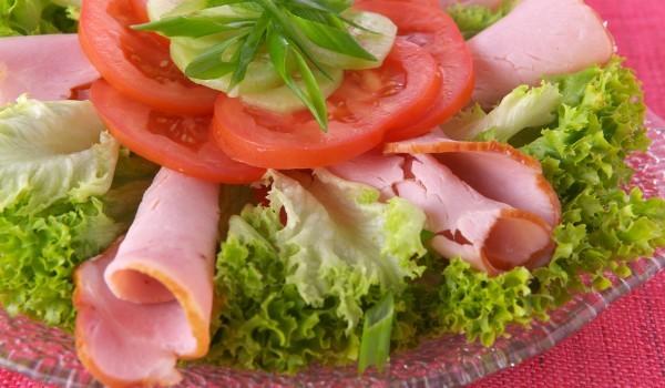 Филенца в зеленчуци