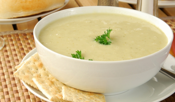 Крем супа от целина с джинджифил