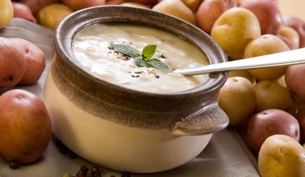 Картофена крем супичка