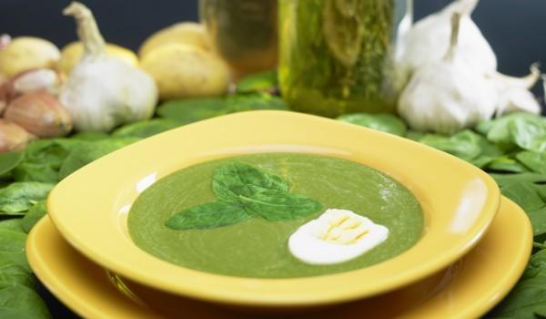 Крем супа от лапад