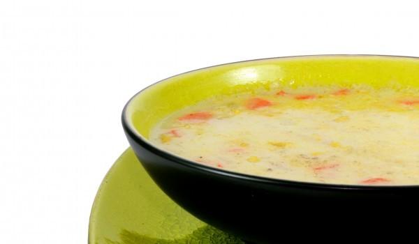 Картофена супа с кресон
