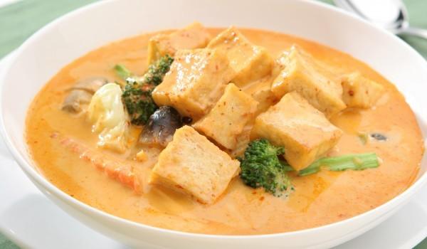 Зеленчукова кремсупа с риба