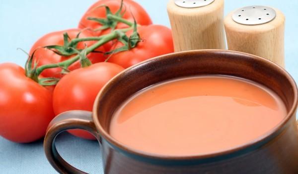 Крем супа от домати