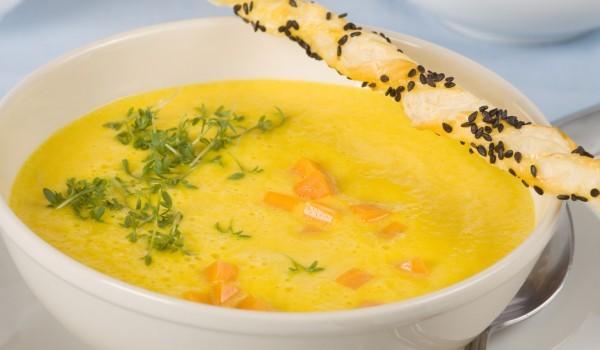 Италианска студена супа