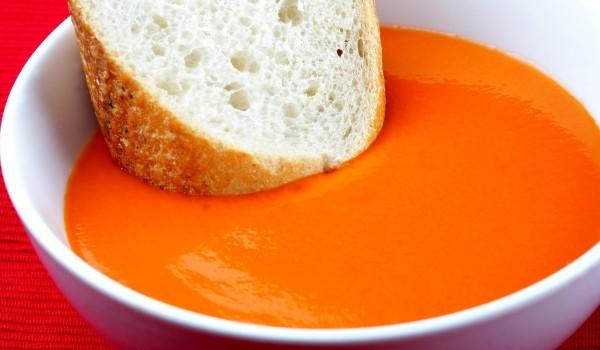 Студена супа с чушки