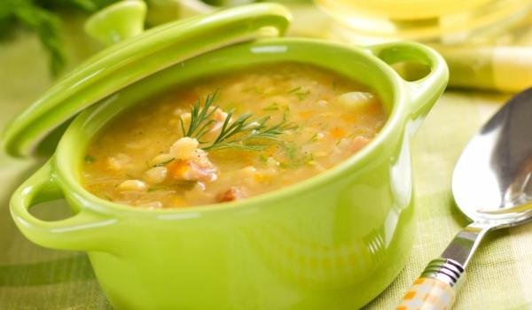 Испанска чеснова супа
