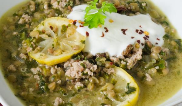 Неаполитанска супа с кайма