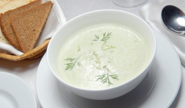 Супа с кокос