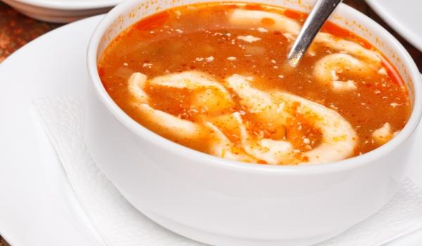 Доматена супа по китайски