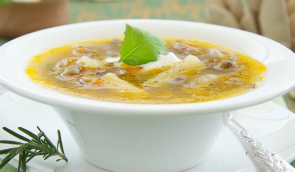 Супа от стриди