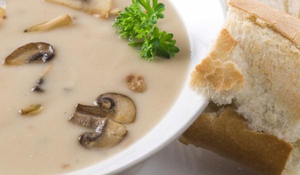 Гъбена супичка