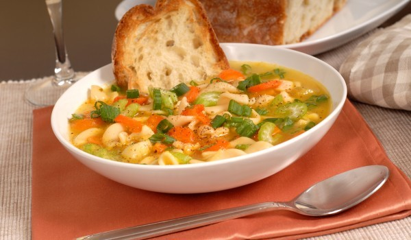 Супа по токсански с ньоки