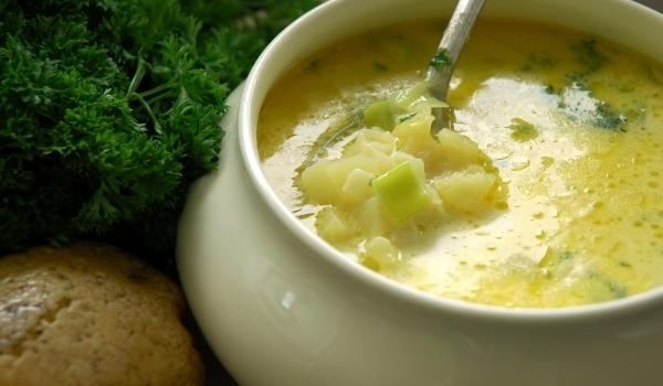 Чорба от картофи и ориз