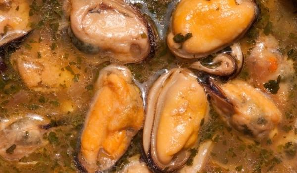 Супа от миди Сейнт Лорънс