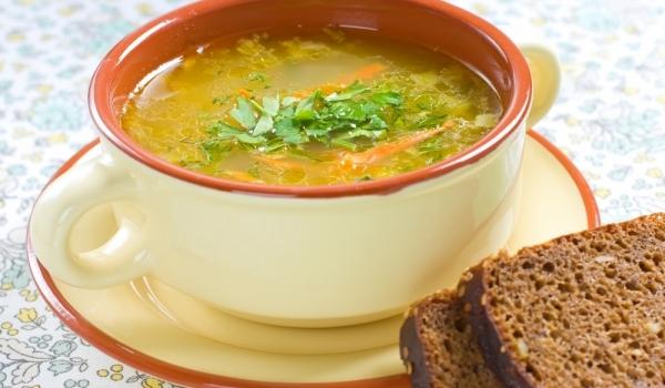 Гръцка супа от дреболии