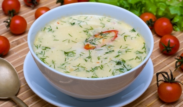 Чихиртма - арменска пилешка супа