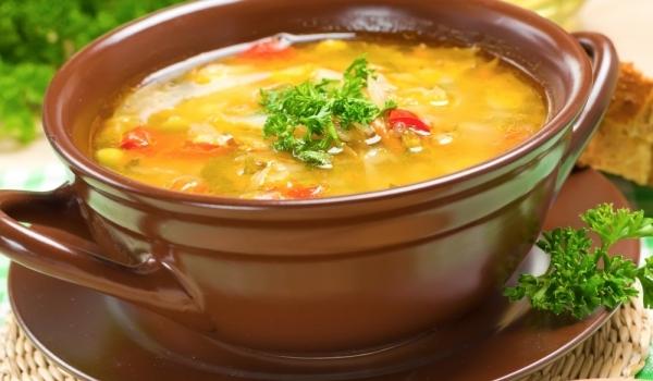 Супа по градинарски от Самоков