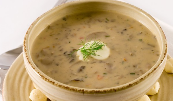 Картофена супа Вегетариана