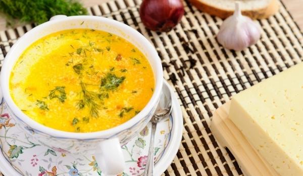 Сиренява супа