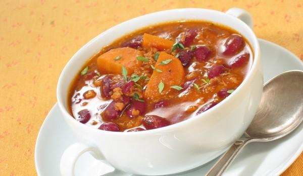 Чили супа