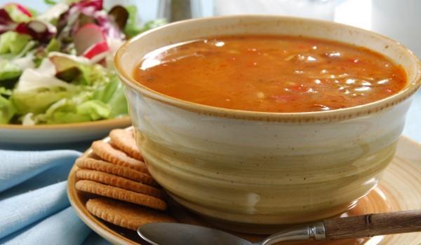 Гъста доматена супа