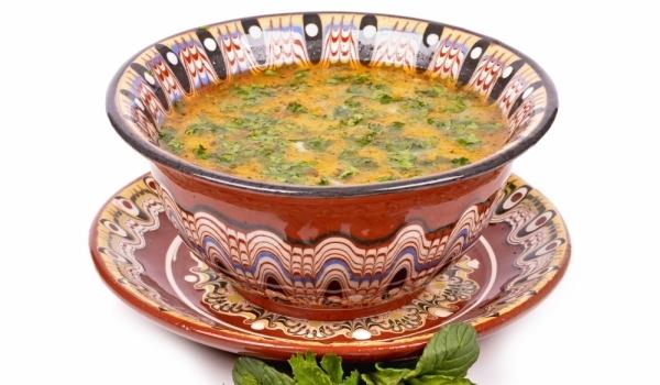 Агнешка супа Тин