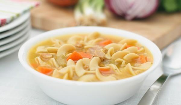 Супа със свинско и ротини