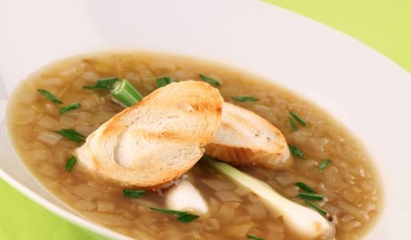 Лучена супа по нашенски