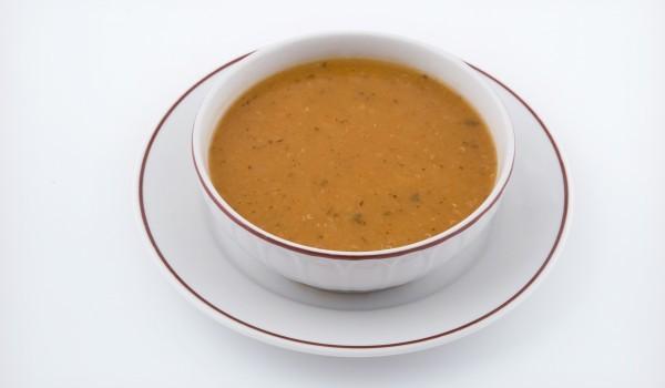 Супа от ряпа и моркови
