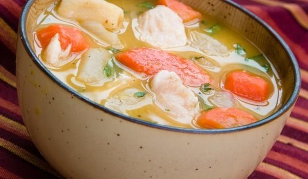 Супа от шилешко месо