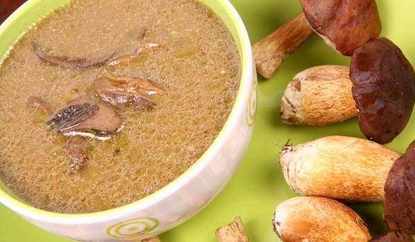 Супа от печурки