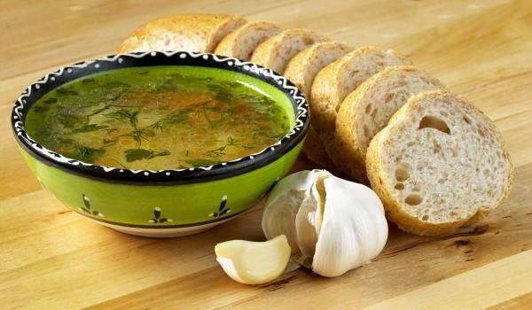 Зеленчукова супа с телешко