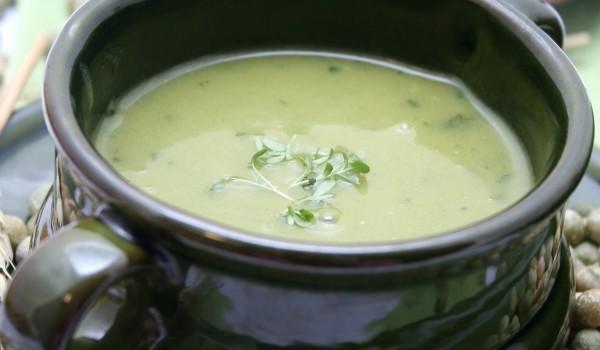 Английска лятна супа