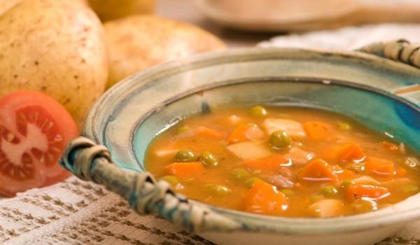 Супа Сен Жермен с картофи
