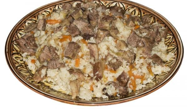 Свинско с ориз от Старозагорско
