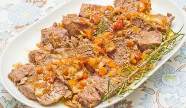 Мариновано свинско месо