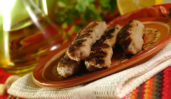 Мариновани свински кебапчета