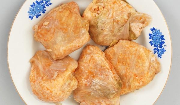 Сарми със сланина и сирене