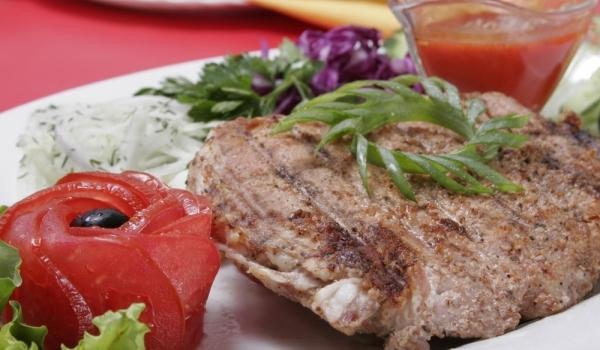 Свински пържоли по румънски