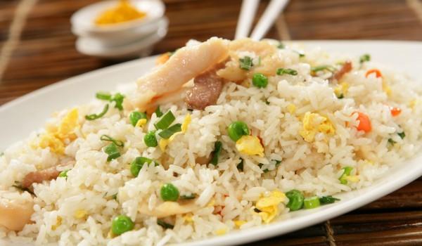 Свинско с ориз по китайски