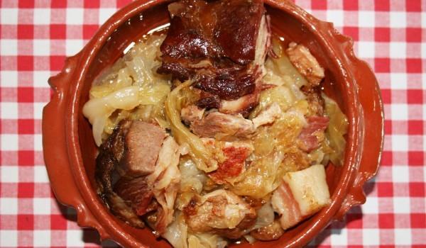 Капама от свинско месо