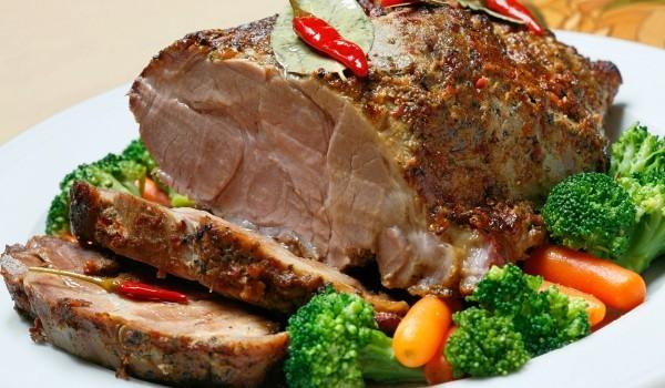 Месо във фолио
