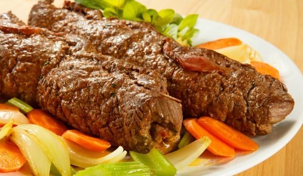 Стек от свинско месо