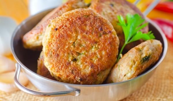 Кюфтета от месо и картофи