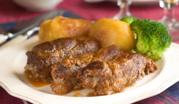 Месо по моряшки