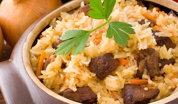 Телешко с ориз